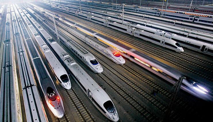 这种组合的优点是:地铁运量大