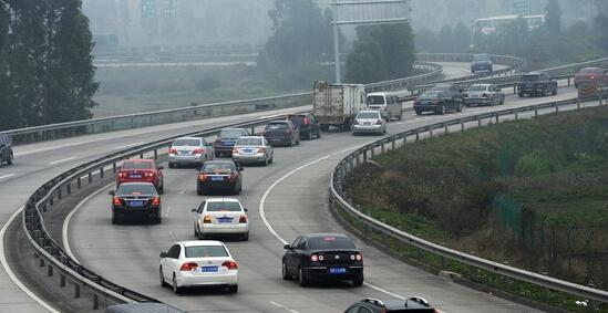沈海高速公路9个收费站今日起暂时封闭
