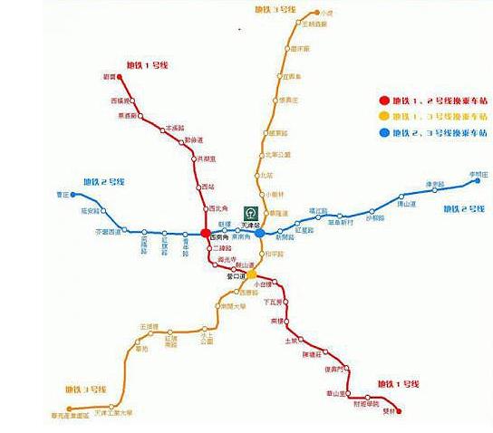 天津地铁3号升级 天津地铁3号升级新闻 最新动态