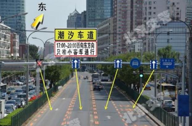 近期记者了解到深圳首条潮汐车道至上周已启用满月,那么效果如何呢,一