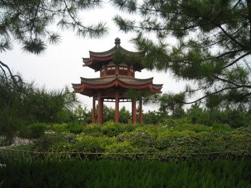 09之夏中国游系列(即时简略版)十一~再会西安2