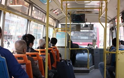 12日起东莞5条公交线路停运1