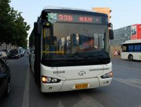 2016年清明节西安扫墓公交专线1