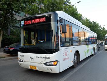 2016年清明西安扫墓公交专线1