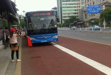 扬州三条公交线路调整1