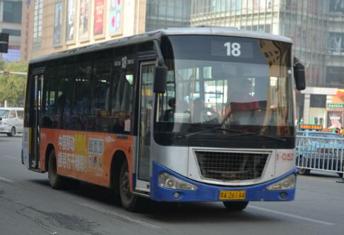 呼和浩特市三条公交线路调整1