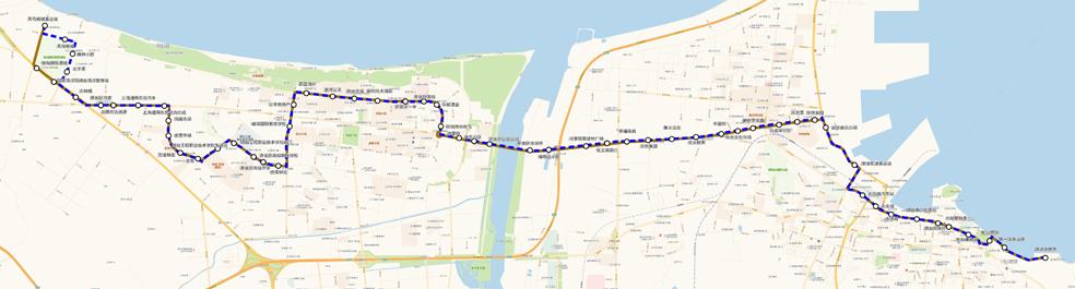烟台28路公交车路线