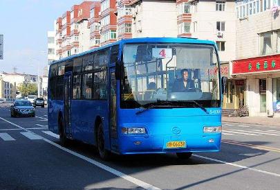 2017年5月大连马拉松公交线路调整安排1