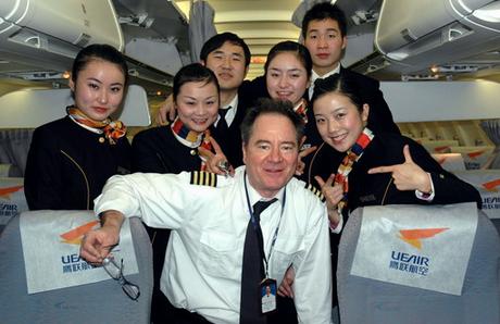 """外国航空公司""""兵败""""广州城下"""