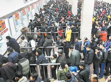 2016十大最拥挤火车站