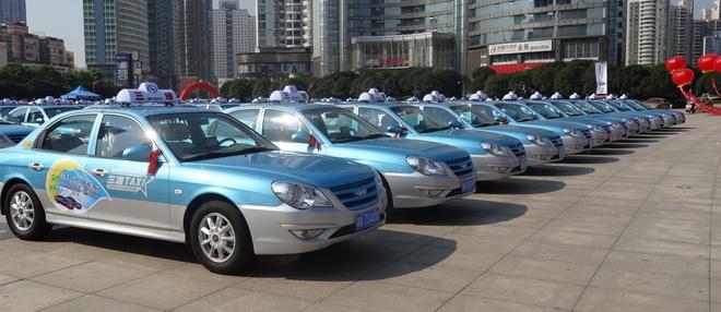 义乌出租车改革1