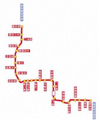 地铁电动机电路图