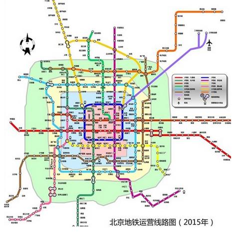 北京市14号地铁线路图图片
