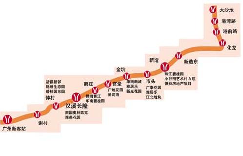 广州地铁7号线最新消息图片