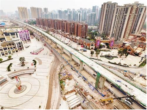 重庆轨道5号线什么时候通车