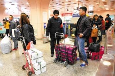 北京地铁限制行李箱