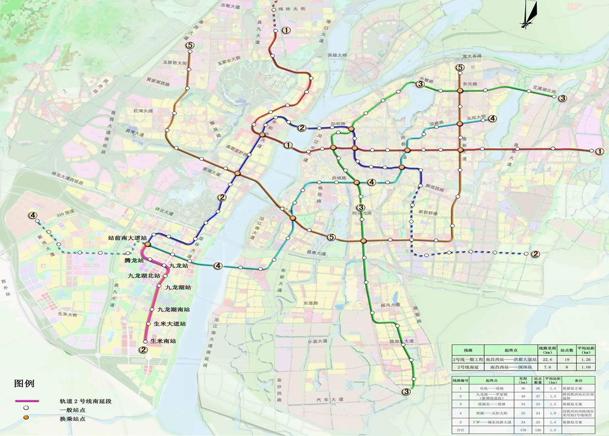 南昌地铁四号线线路图图片