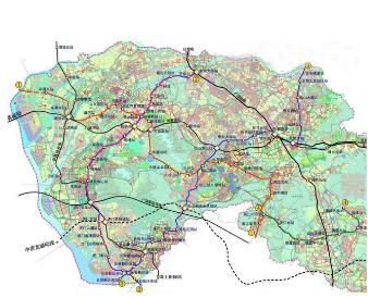 东莞地铁2号线将开通