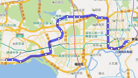 2016深圳地铁9号线线路图图片