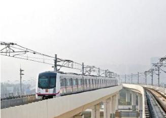 11月8日西安地鐵三號線正式開通