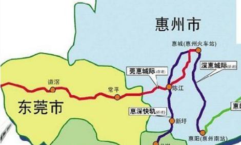 深圳地铁14号线线路图