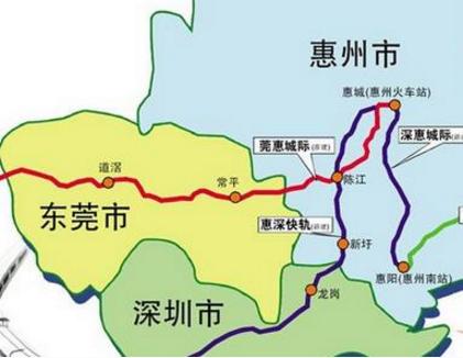 深圳地铁14号线站点