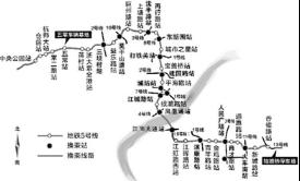 杭州地铁五号线线路图