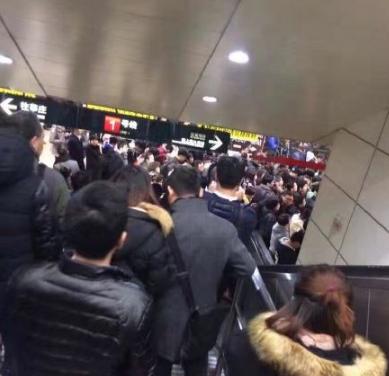 2016年12月28日上海地故障最新消息1