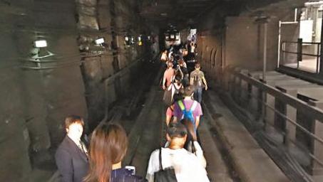 2017年4月10日香港地鐵故障最新消息