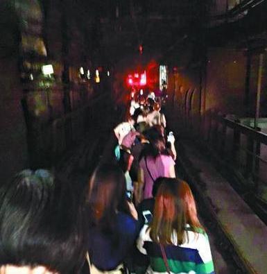 4月10日香港地鐵故障的最新消息