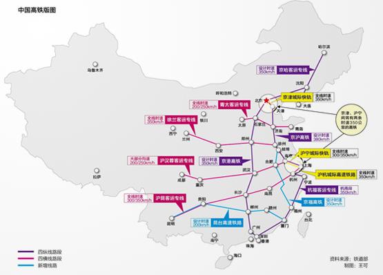 北京到重庆高铁通车