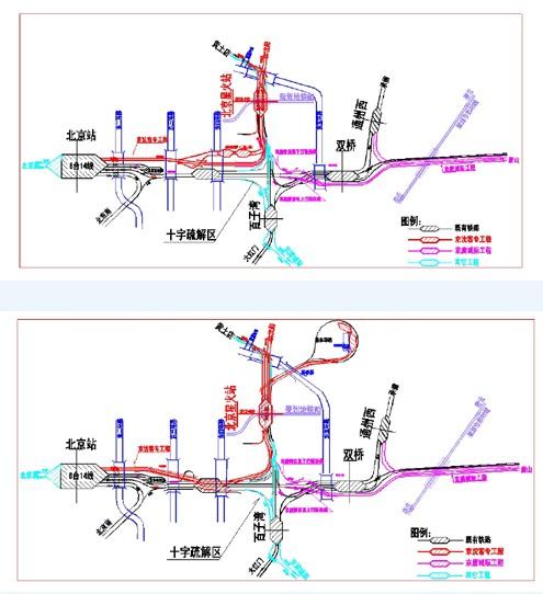 京沈高铁最新规划图出炉