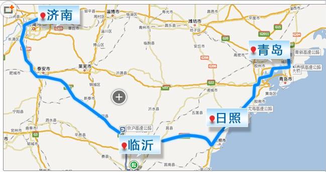 济青高铁设9个站点图片