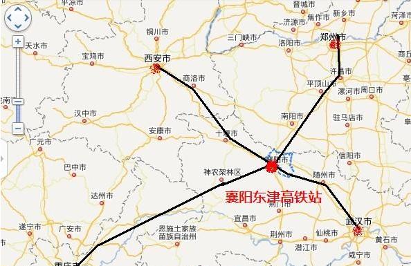 郑万高铁河南段最新消息