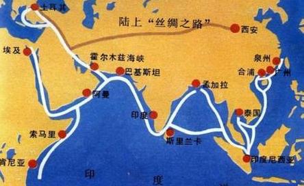 中泰铁路合作包括四条路线:曼谷—坎桂,坎桂—玛塔卜,坎桂—呵叻以及