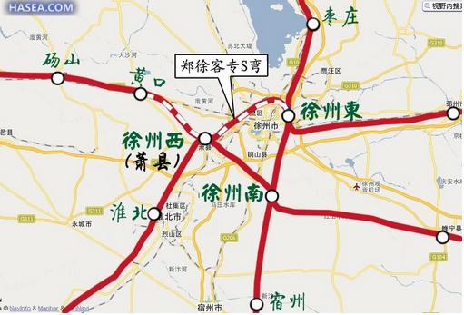 全线共设郑州东站