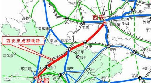 西成高速铁路什么时间通车