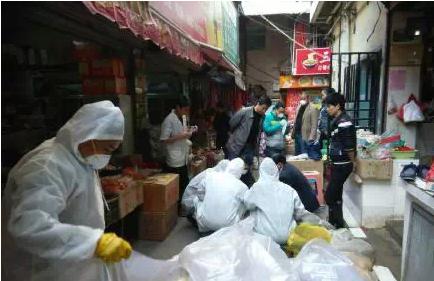 厦门重点关注人感染H7N91