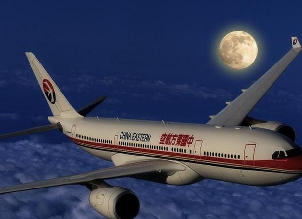 中秋夜福州13个最佳赏月航班
