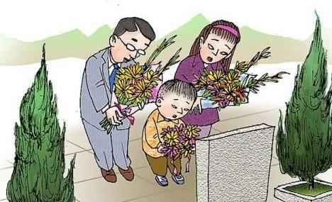 清明节为什么要扫墓