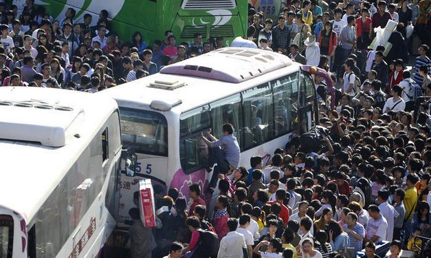 扬州春节汽车票开售时间1