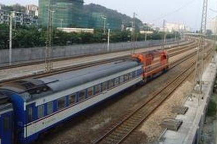 4趟停靠鹤壁火车站的列车进行了调整