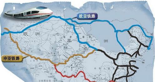 从莫斯科到喀山段高铁全长770公里