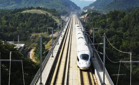 2016年1月10日武汉开通至天津高铁