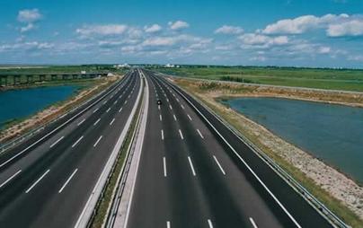 三门湾大桥连接线,一路高速直达石浦