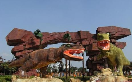 中华恐龙园好玩吗旅游攻略