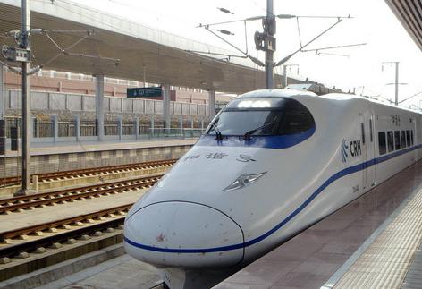 石家庄,郑州,乌鲁木齐等方向的高铁