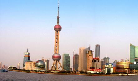 上海东方明珠多高图片