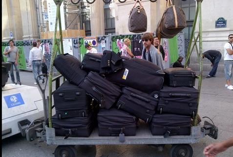 国内飞机可以带多少行李