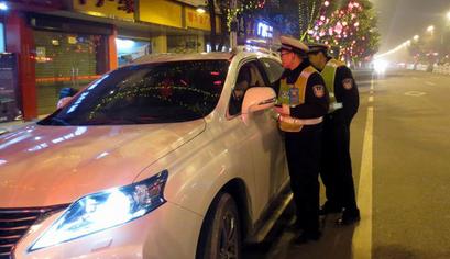 2016年无证驾驶汽车怎么处罚